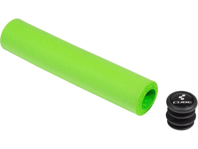 Cube SCR Grips, green
